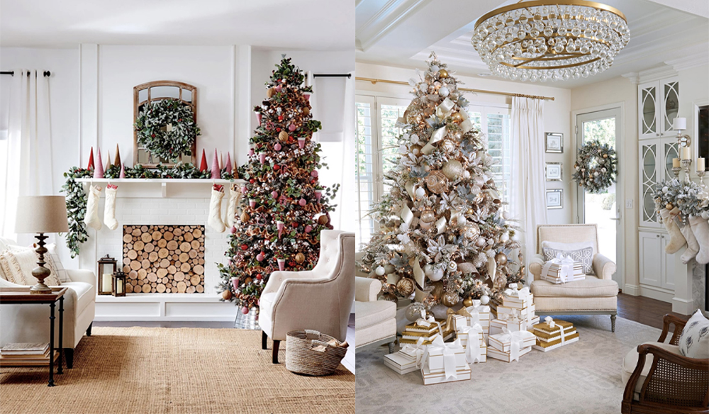Dress up your home with some festive Christmas room decoration ideas