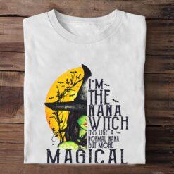 nana witch shirt