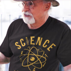 Science Shirt Science Like Magic But Real Atoms Promotion Video