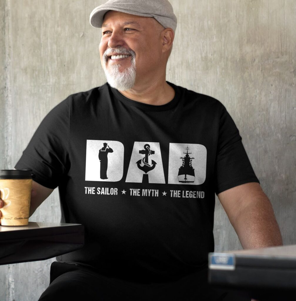 Veteran-Dad-Shirt-The-Sailor-The-Myth-The-Legend