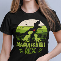 Vintage Mamasaurus Shirt Mamasaurus Rex