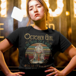 Vintage-Yoga-October-Girl-Shirt-The-Soul-Of-A-Witch-Video-Promotion