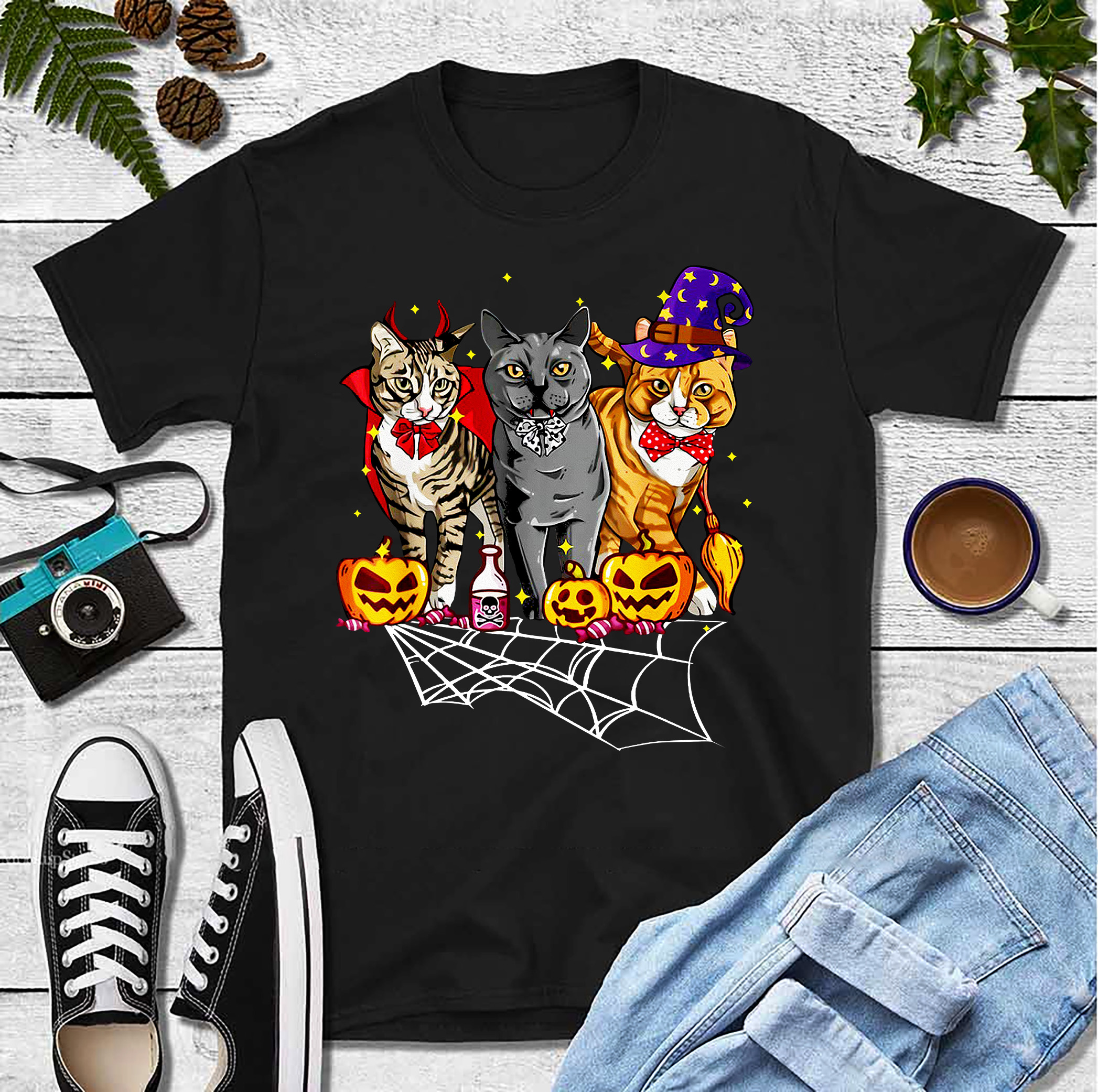 Cat Shirt Cat Halloween Costumes