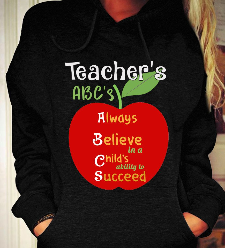 Elementary Teacher Shirt Child's Ability To Succeed