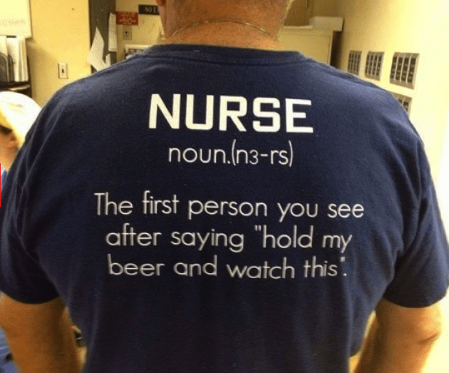 Funny Nurse Shirt Hold My Beer And Watch ThisFunny Nurse Shirt Hold My Beer And Watch This