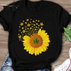 Sunflower Weed Shirt