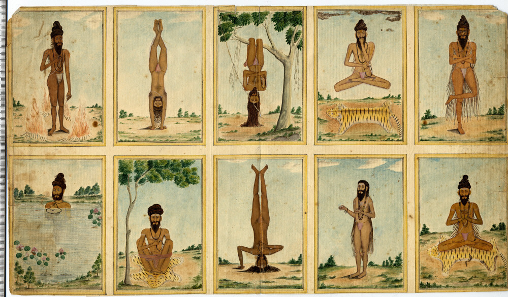 The-origin-and-history-of-yoga-