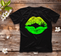 Weed Lips Shirt
