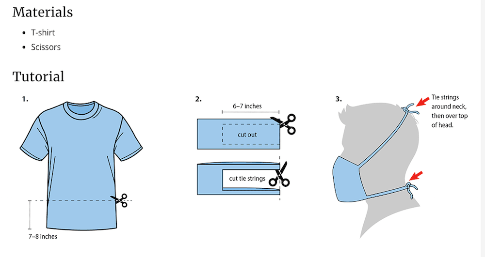 How-to-make-a-mask-out-of-a-t-shirt