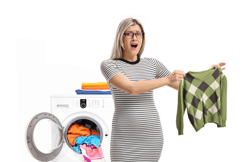 How-to-shrink-a-t-shirt-in-a-dryer