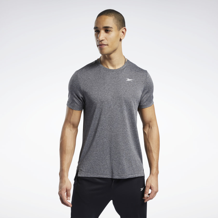 Reebok Workout Ready Melange T Shirt which t shirt is best for gym