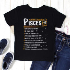 Top 10 Rules Of Pisces Shirt