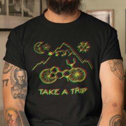 Bicycle Day Take A Trip Shirt