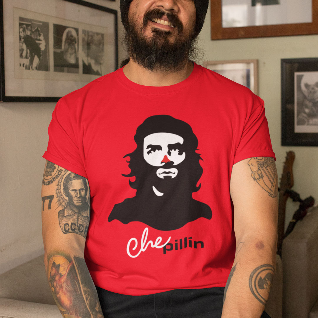 Cepillin Shirt Chepillin Che Guevara