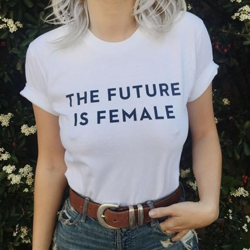 Classic The Future Is Female Shirt