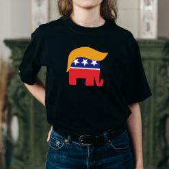 Donald Trump Elephant Shirt