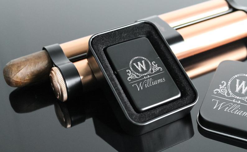 Engraved-Lighter-best-man-gift
