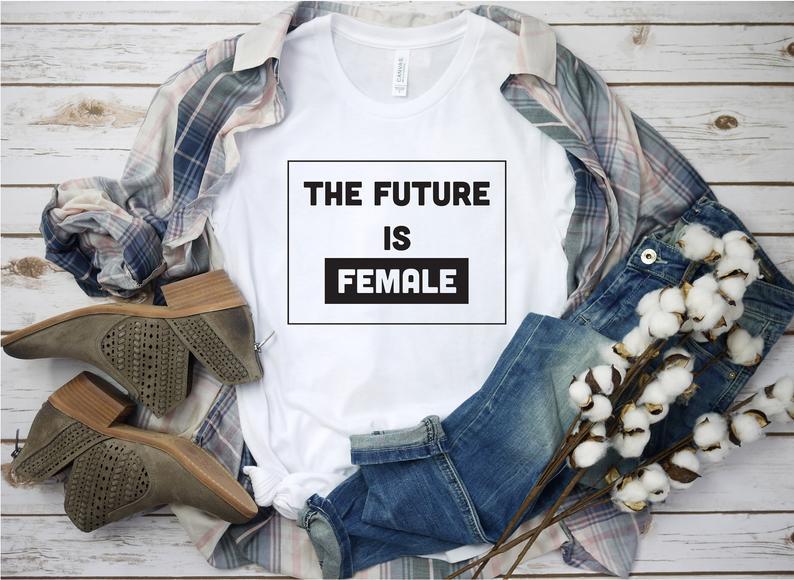 Feminism The Future Is Female Shirt