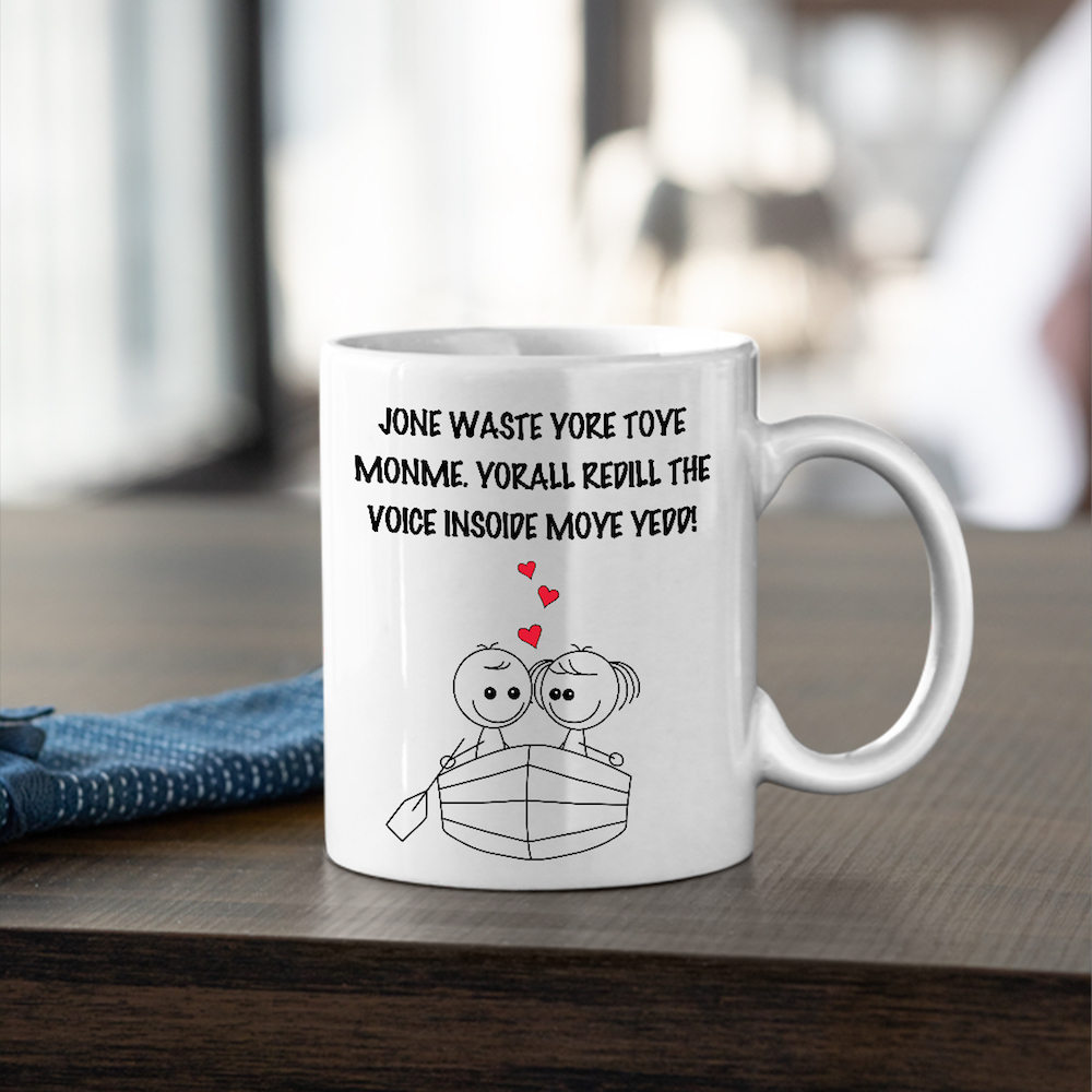 Jone-Waste-Your-Time-Mug-A-great-best-man-gift