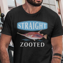 Official Straight Zooted Shirt 3