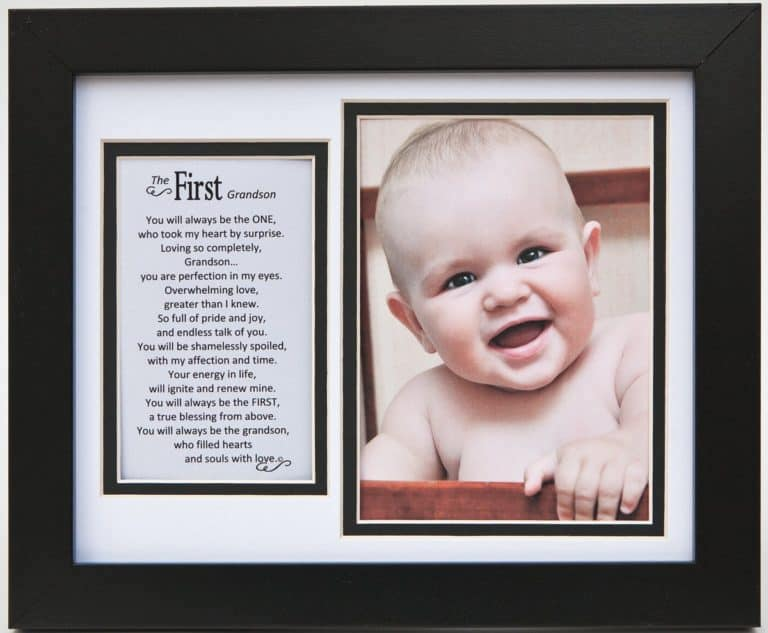 Photo-and-First-Grandson-Poem-Best-Fathers-Day-gifts-for-grandpa