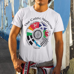 Proud The Celtic Nations Shirt