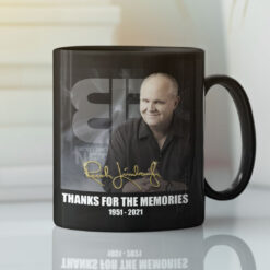 Rush Limbaugh Thanks For The Memories 1951-2021 Mug