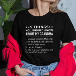 5 Things You Should Know About My Great Grandmother Shirt