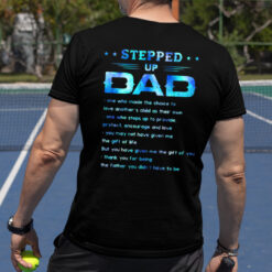 Best Step Dad T Shirts Step Dad Shirts