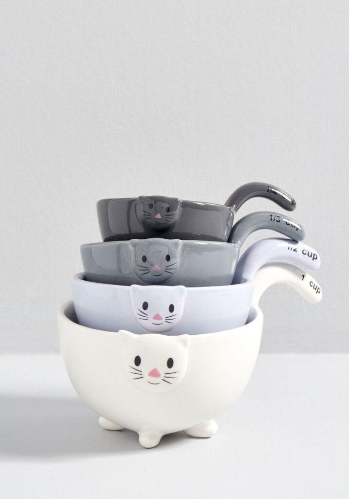 Cat Measuring Cups 1