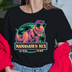 Funny Mamasaurus Rex Hoodie
