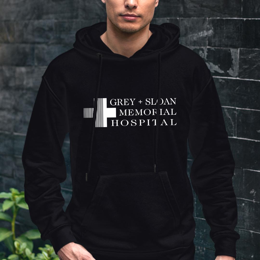 Grey Sloan Memorial Hospital Hoodie