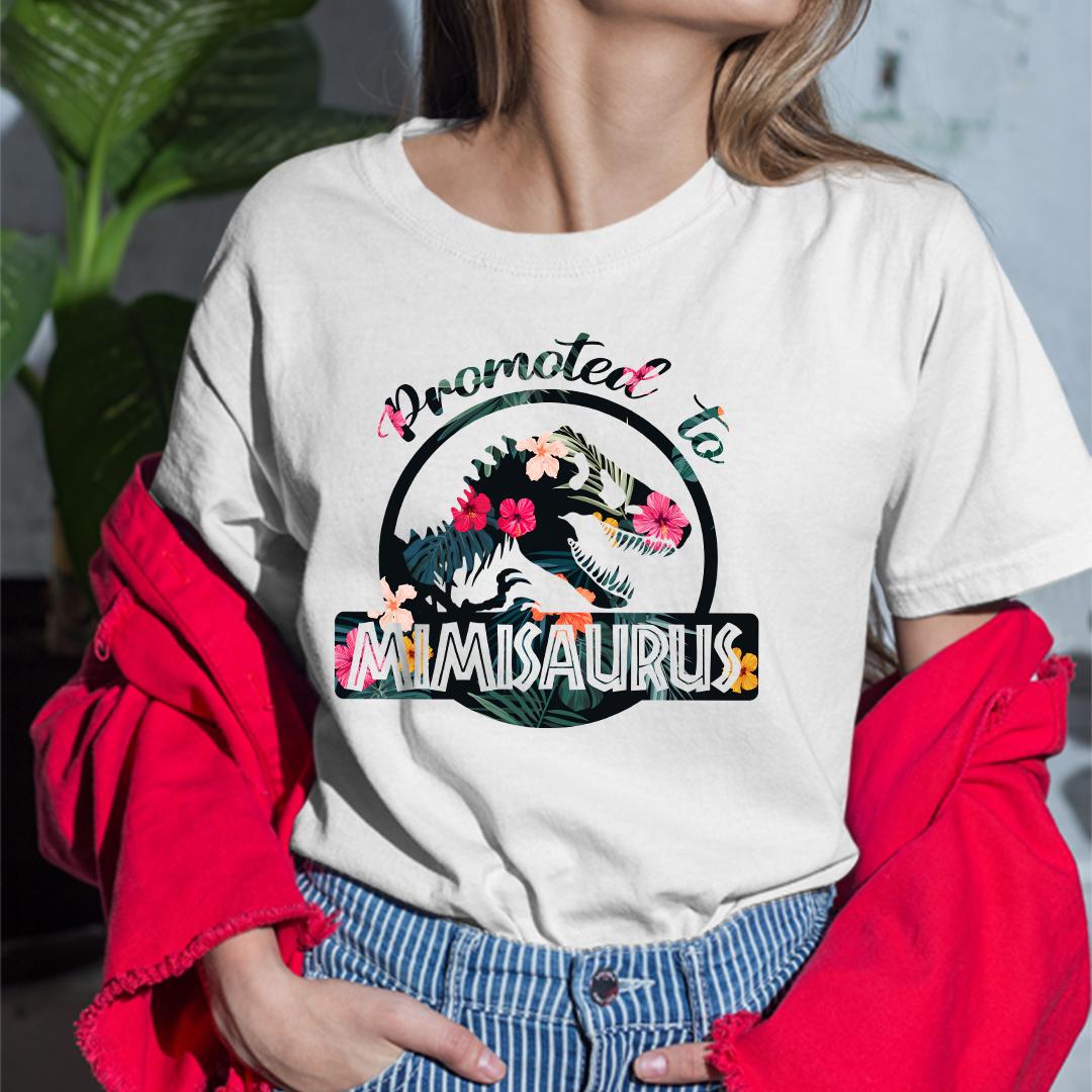 Promoted To Mimisaurus Shirt