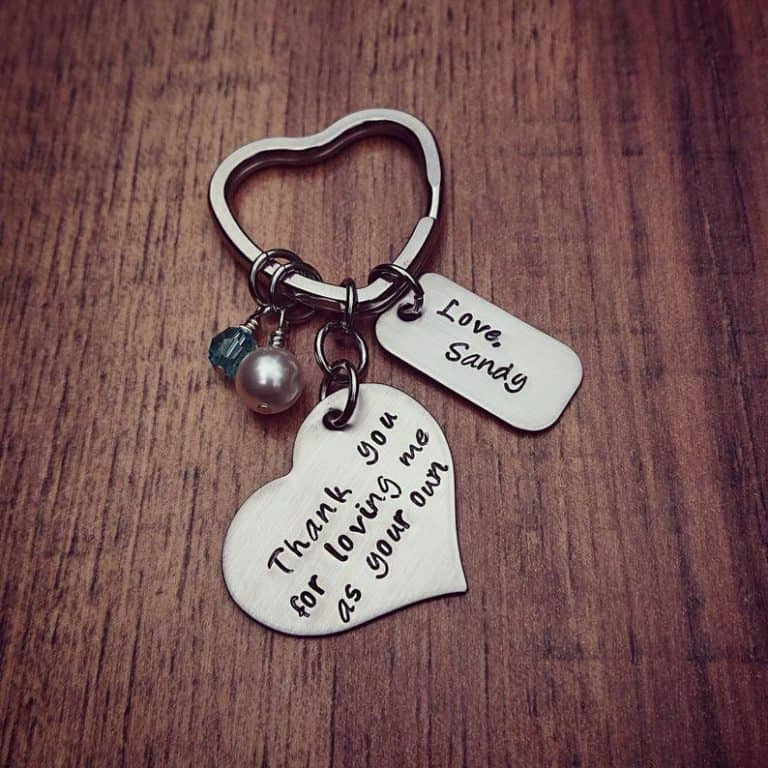 Sentimental Keychain