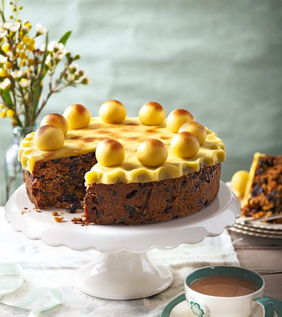Simnel-Cake-one-of-the-great-Mothers-Day-facts