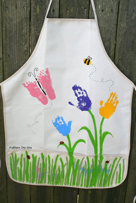 gift for mom apron