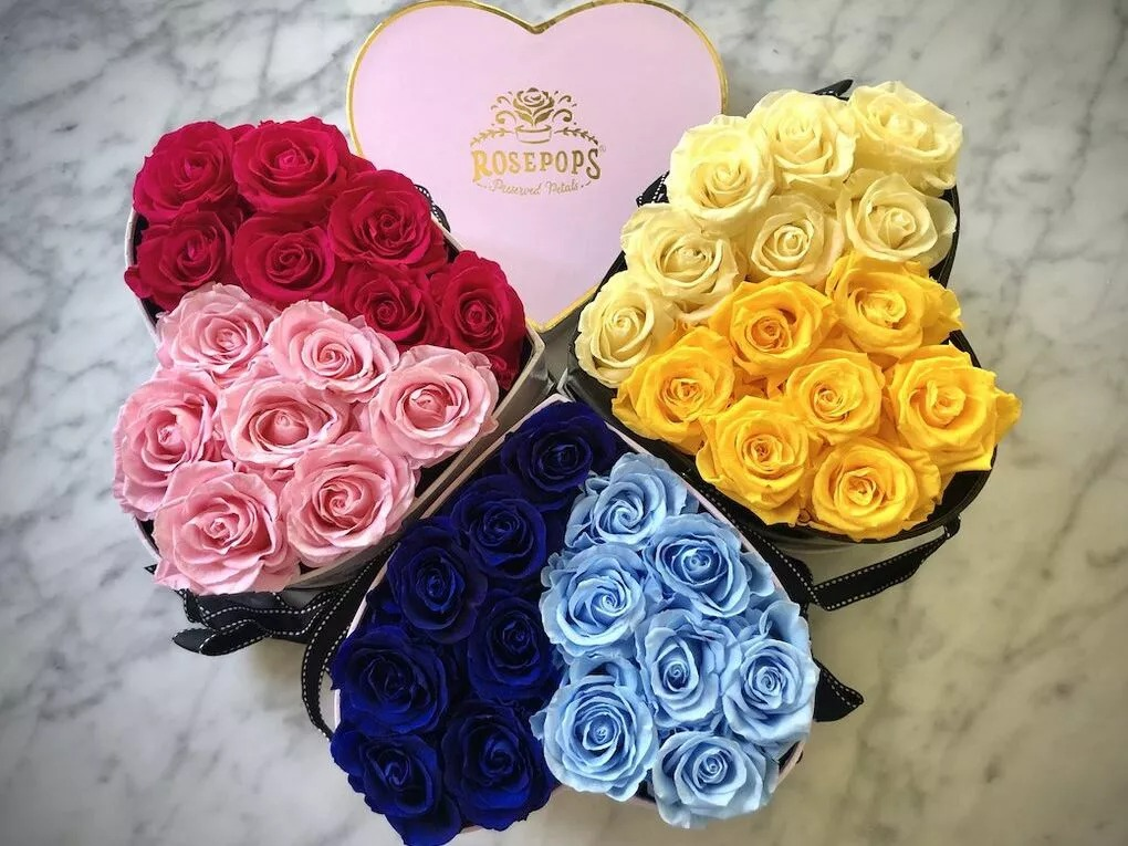 gift for wife from husband flower