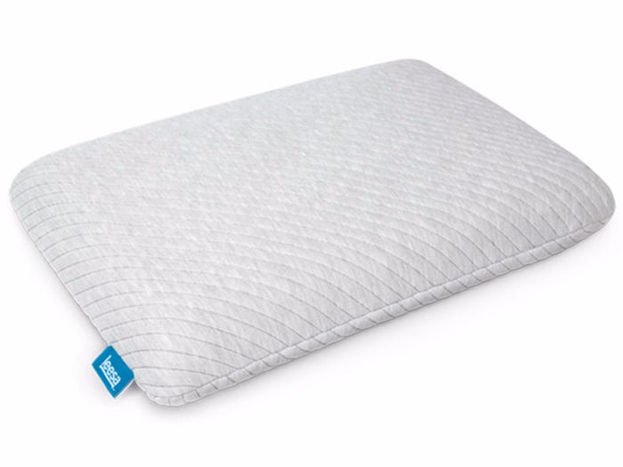 A cozy pillow