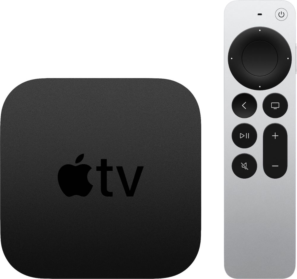 Apple TV 4K (32GB)- best gift ideas for daddy to be.