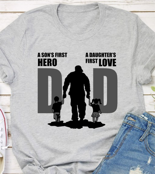 Army dad shirt what are gift ideas for dad