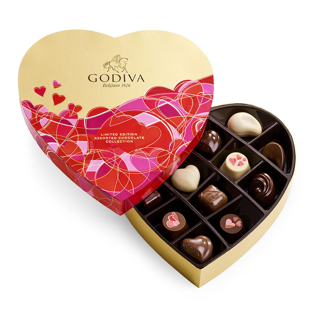 Assorted Chocolate Gift Box- holiday gifts for teacher