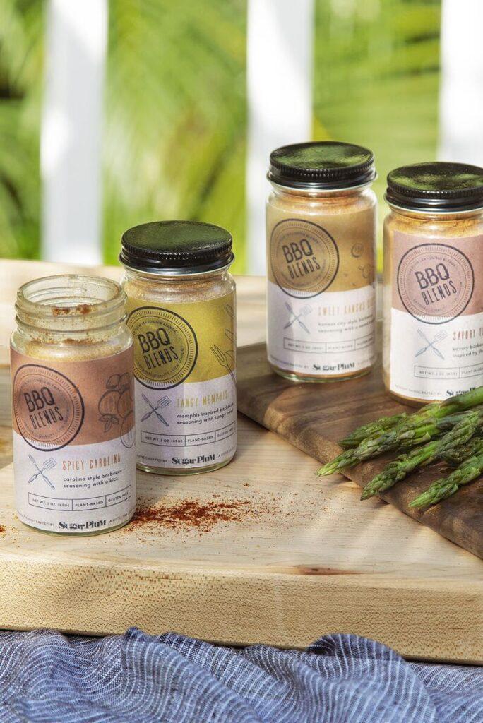 BBQ Blends Rub Sauce Kit
