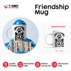 Best Dog Dad Ever Mug Happy Father's Day