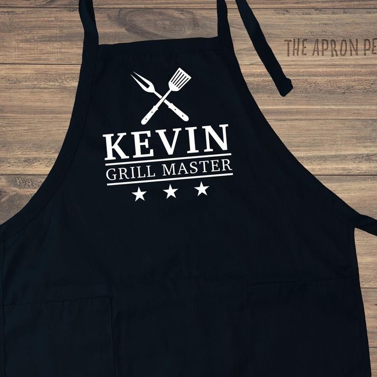 Custom Grilling Apron- personalized grilling gifts for dad.jpg