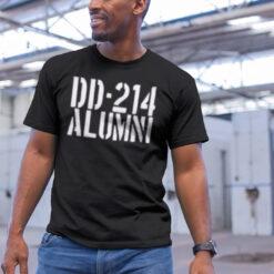 DD214 Alumni Veteran Shirt