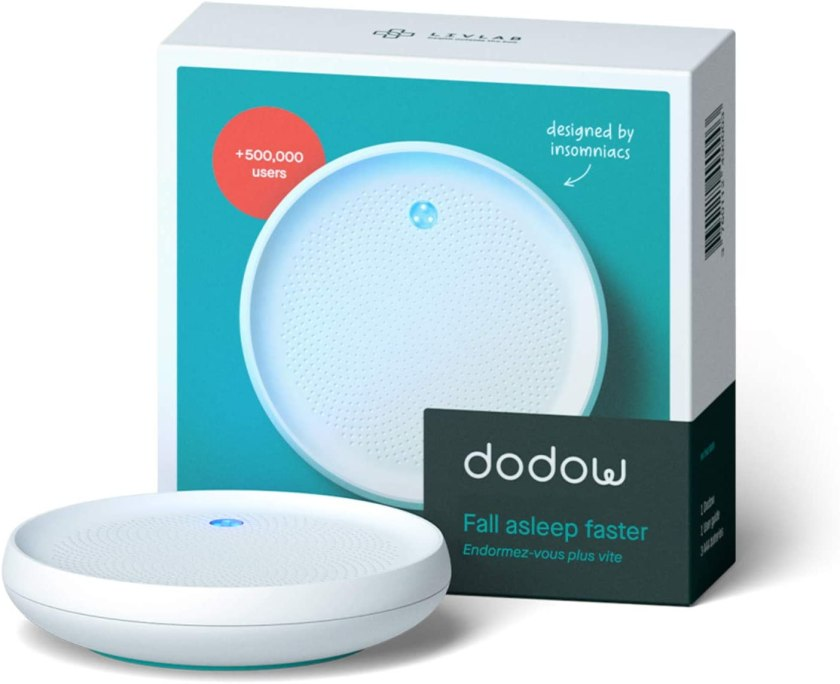 Dodow Sleep Aid Device- last-minute Father's Day gifts