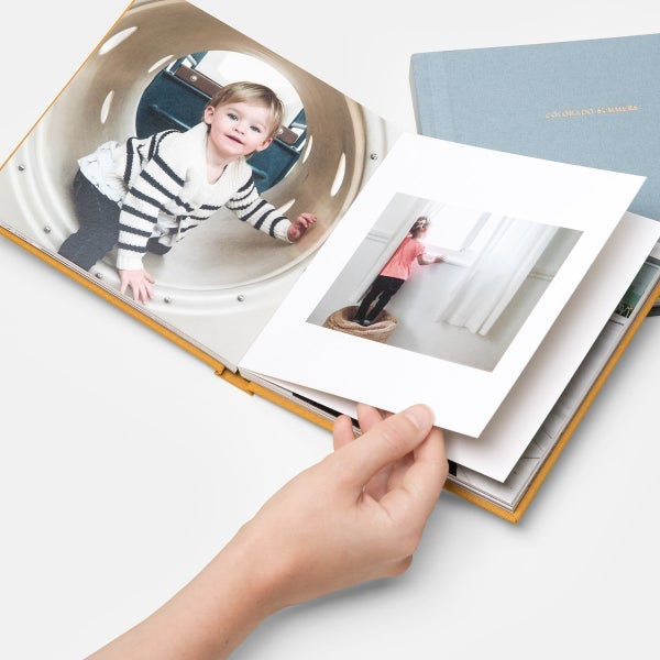 Everyday Photo Book- first Fathers Day gift ideas