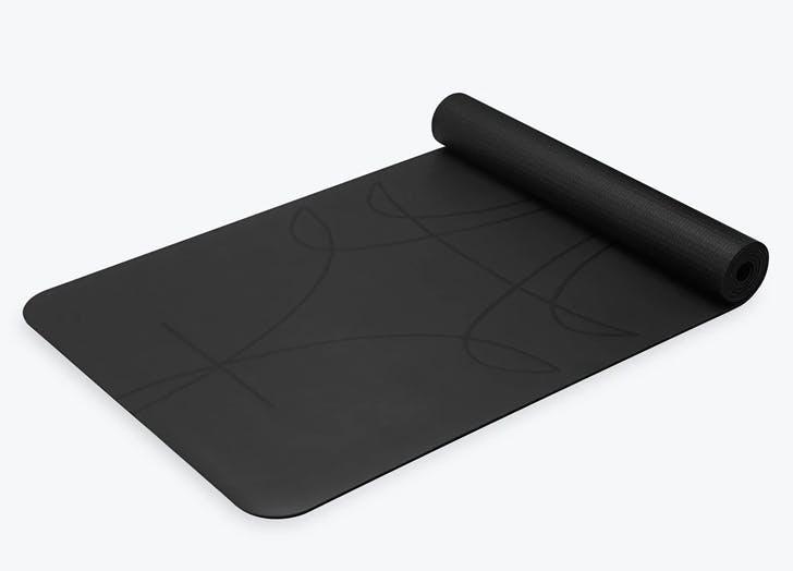 Gaiam Performance Alignment Grip Yoga Mat