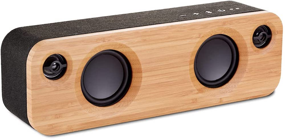 Get Together Mini Bluetooth Speaker- cool gift for dad who has everything amazon.