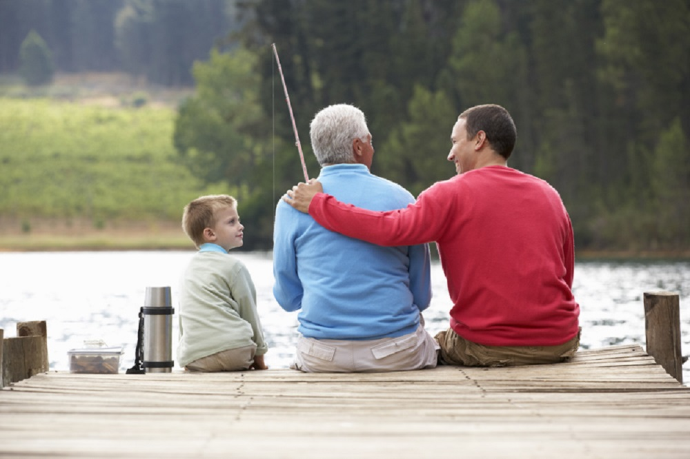 How Stepdad Celebrate Father's Day?